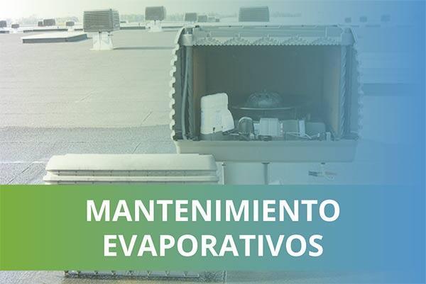 Mantenimiento de climatizadores evaporativos industriales