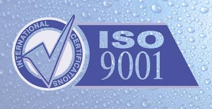 Descargar certificado CE e ISO 9001:200 de los climatizadores evaporativos Breezair