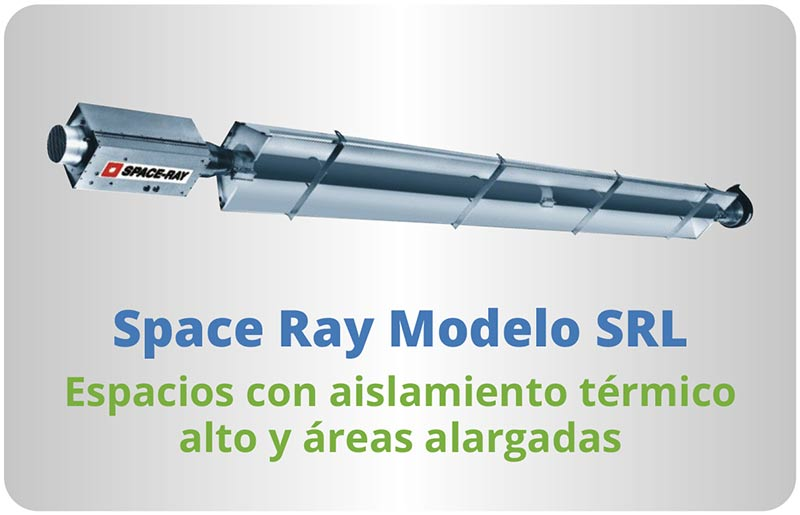 Modelo SRL Space-Ray