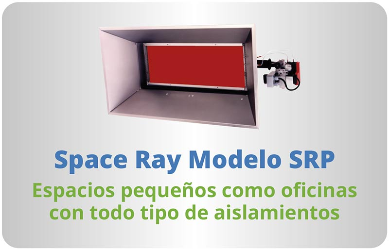 Modelo SRP Space-Ray