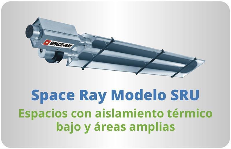 Modelo SRU Space-Ray