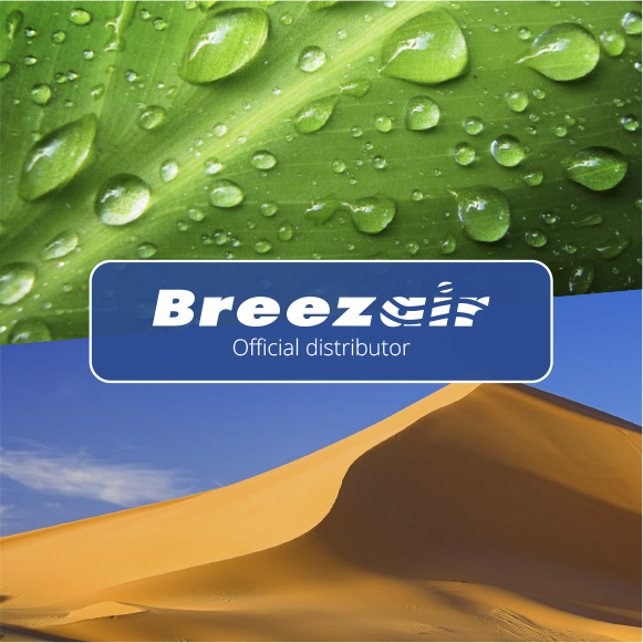 Evaporative breezair oficial distribuitor