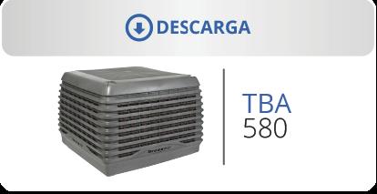 Descargar ficha técnica Breezair tbs 580
